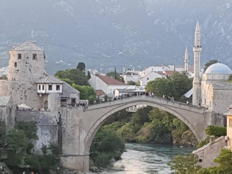 По стъпките на духовното-Мостар, Благай, Меджугорие