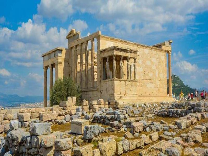 Панорамна обиколка на Атина