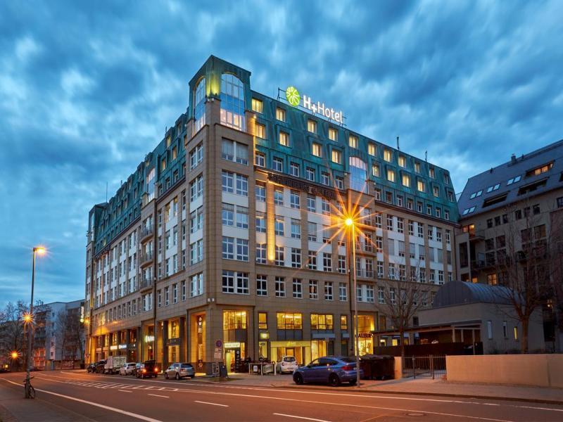 H+ Hotel Leipzig-или подобен