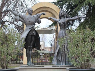 Грузия и Азербайджан – две Кавказки красавици