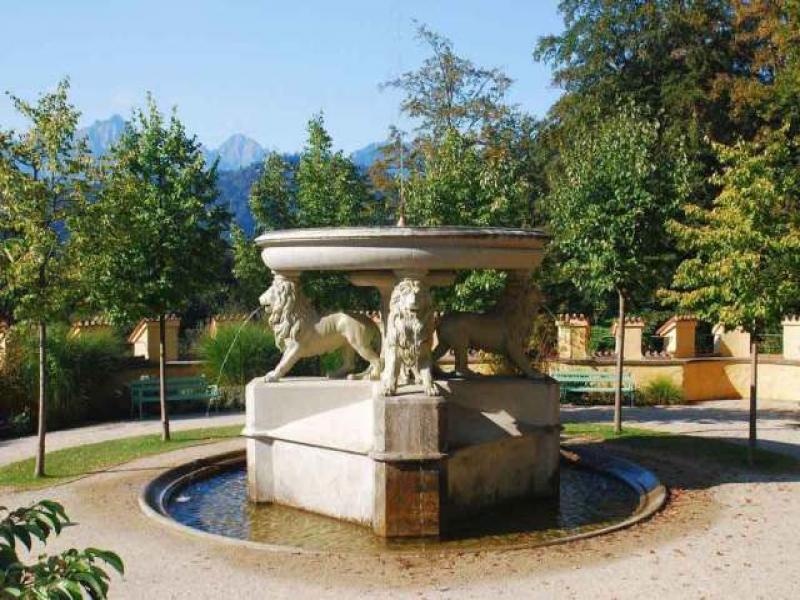 Приказните Баварски  замъци на Лудвиг II