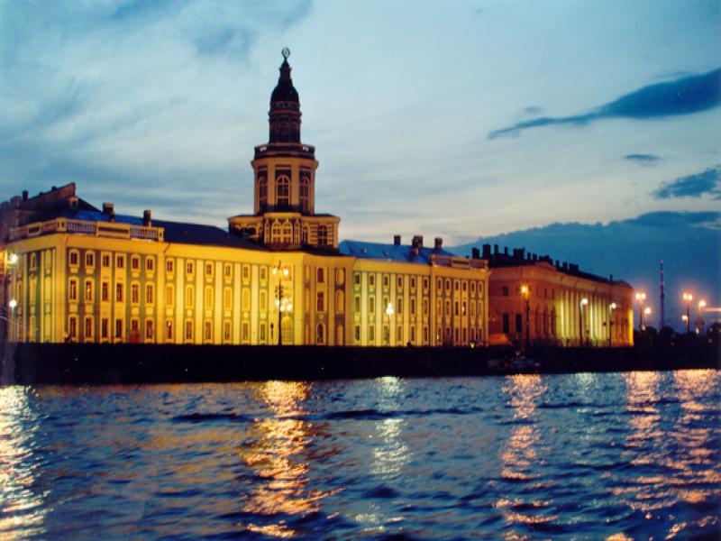 Величието на Русия – Санкт Петербург и Москва