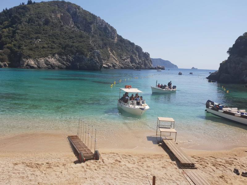 Изумруденият остров Корфу