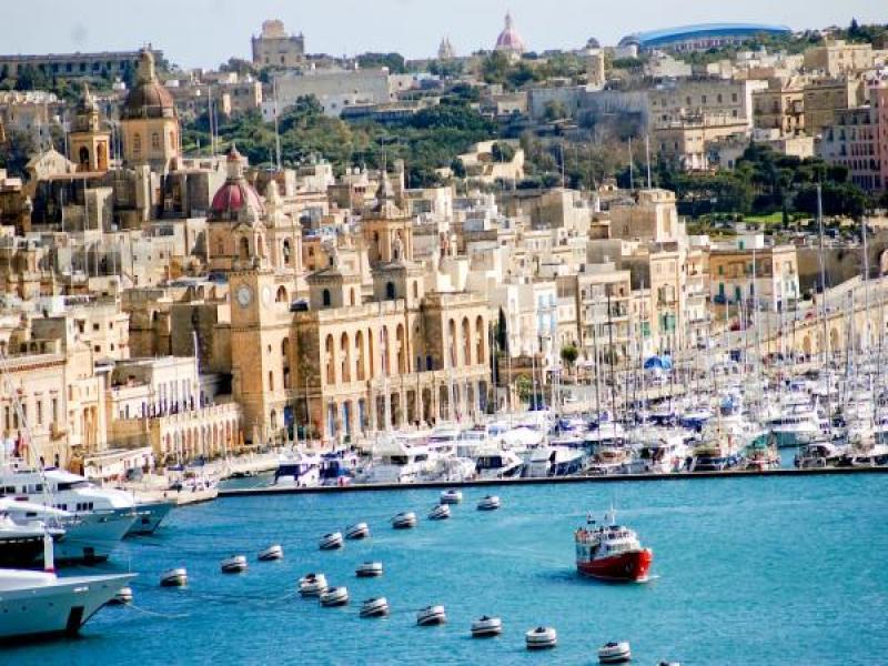 Малта - рицарски легенди