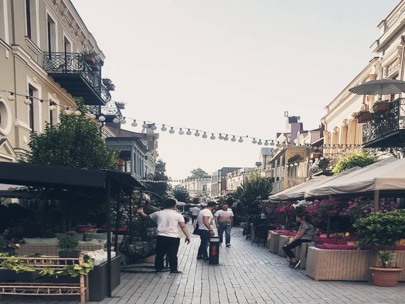 Грузия – безкрайно гостоприемство