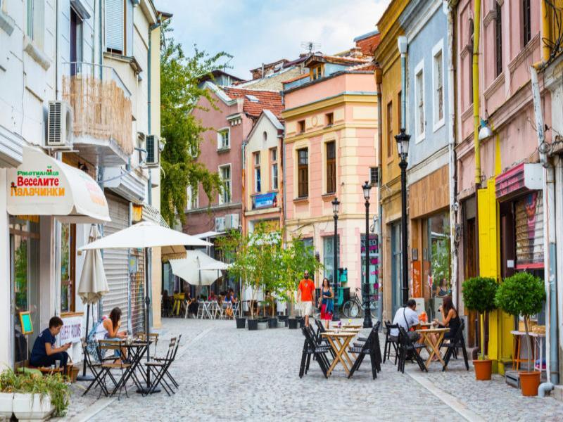 Пловдив-културна столица на Европа 2019