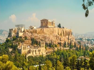 Величието на Атинските Храмове