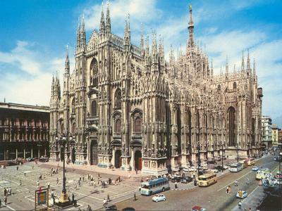 Милано и италианските езера