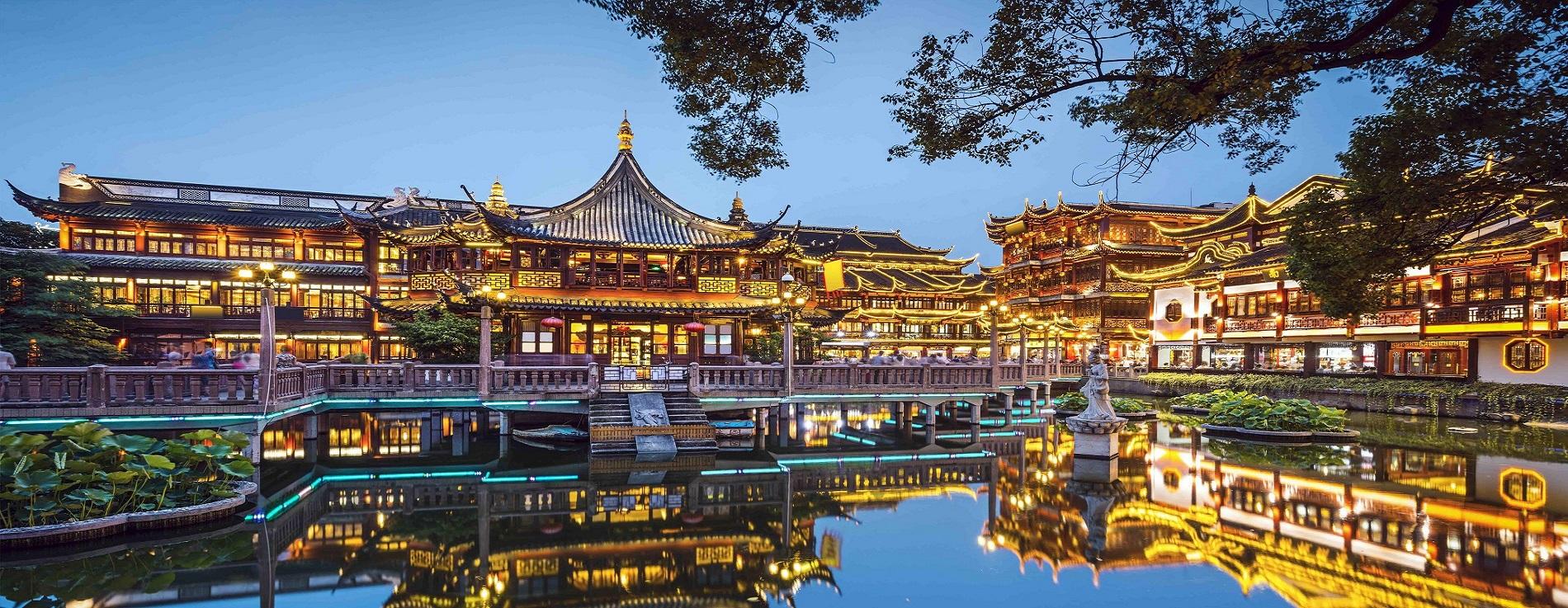 Многовековен Китай