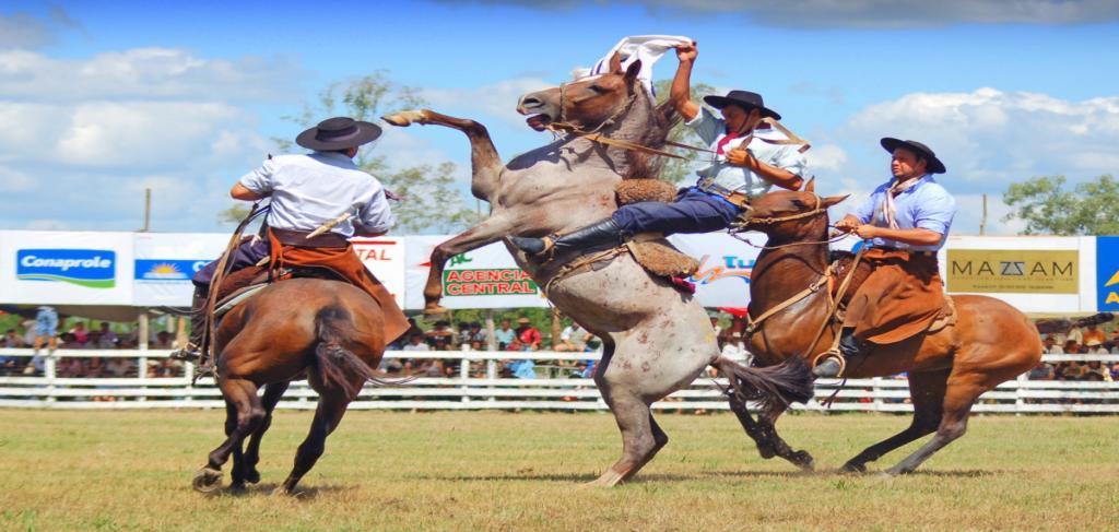 Eкскурзия до аржентинско ранчо