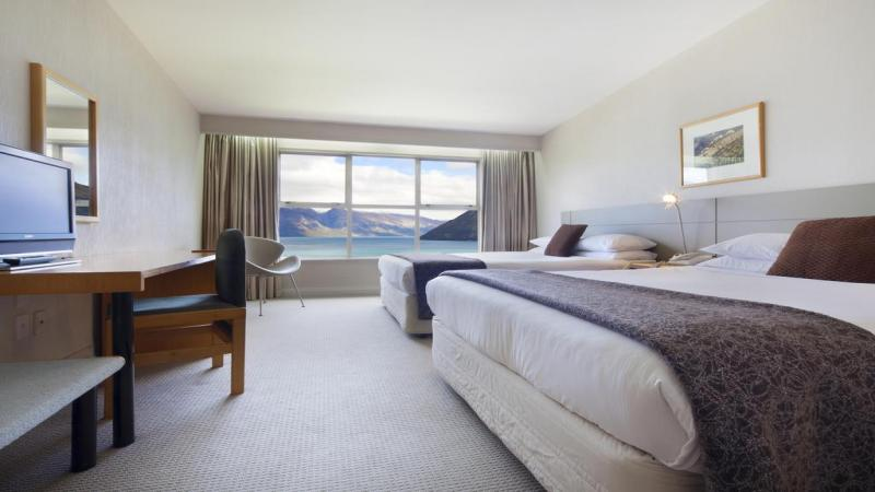 Mercure Queenstown Resort 4*, QUEENSTOWN, НОВА ЗЕЛАНДИЯ
