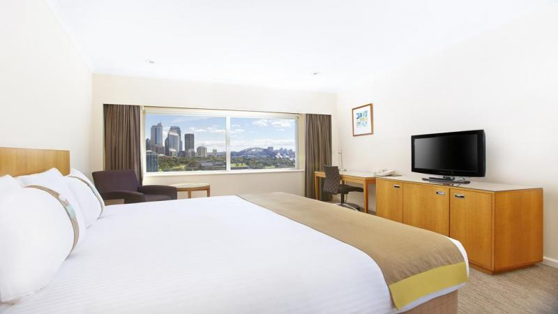 Holiday Inn Potts Point, SYDNEY, АВСТРАЛИЯ