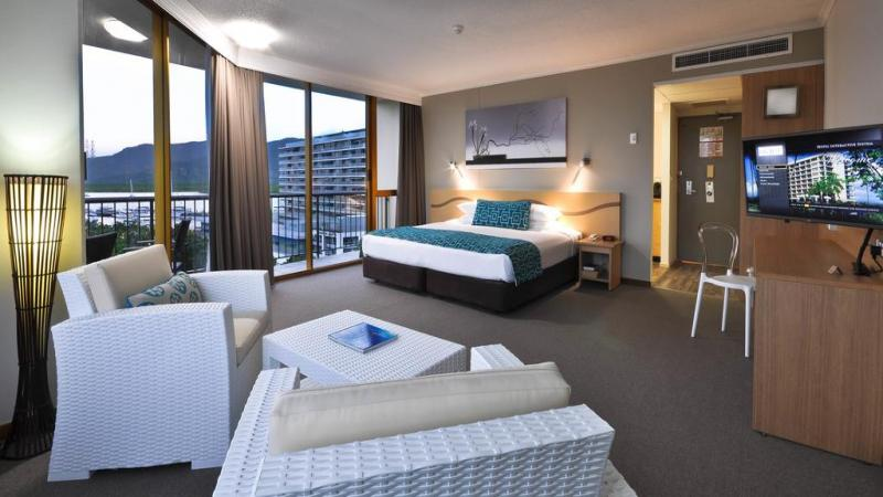 Pacific Hotel 4*, CAIRNS, АВСТРАЛИЯ