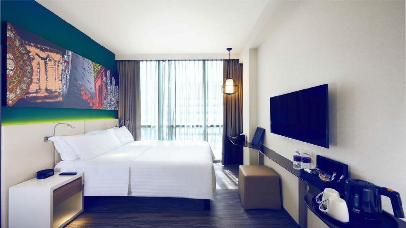 Mercure Singapore Bugis, СИНГАПУР, СИНГАПУР