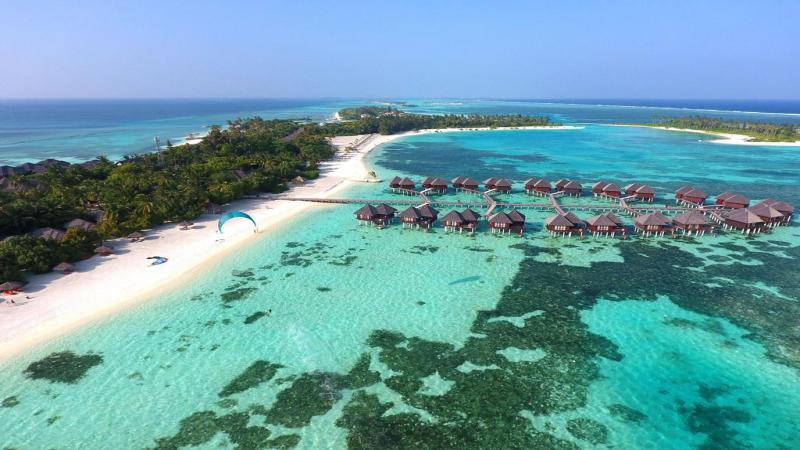 Olhuveli Beach & Spa Maldives, МАЛЕ, МАЛДИВИ
