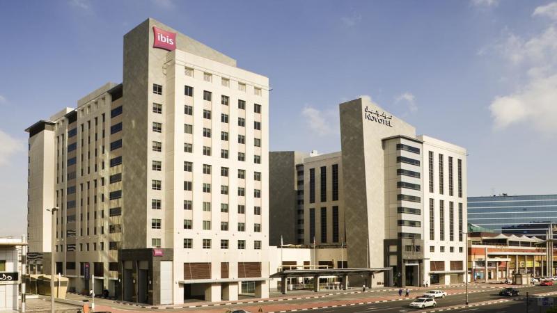 Ibis Dubai Deira City Centre, ДУБАЙ, О.А.Е.