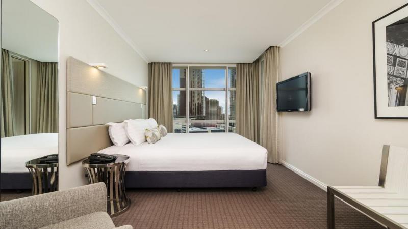 Clarion Suites Gateaway 4*, MELBOURNE, АВСТРАЛИЯ