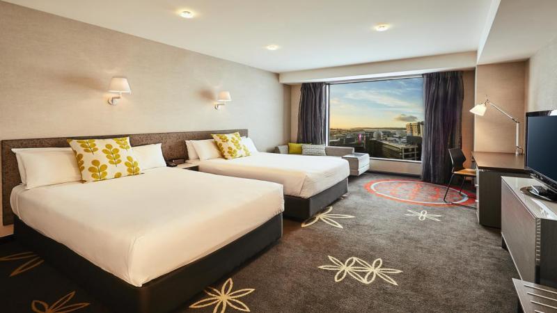 Skycity Hotel 4*, AUCKLAND, НОВА ЗЕЛАНДИЯ
