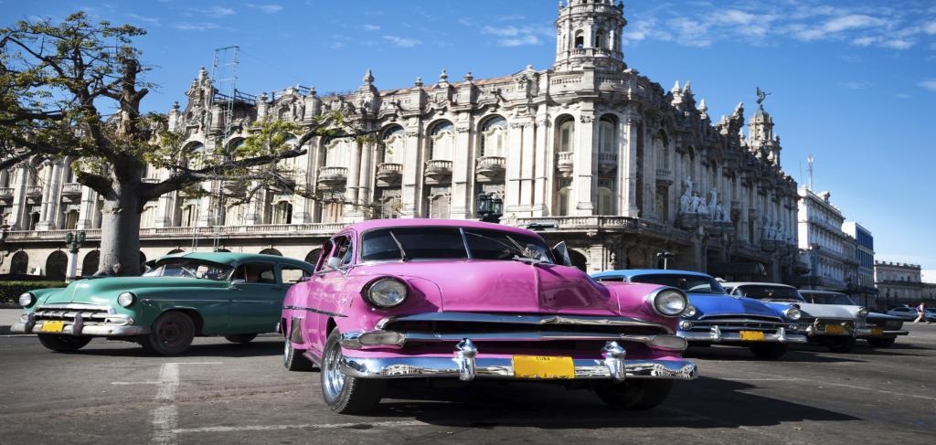 Обиколка на Хавана с включен обяд