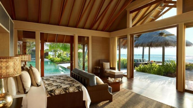 Shangri La 6*, Малдиви, Малдиви