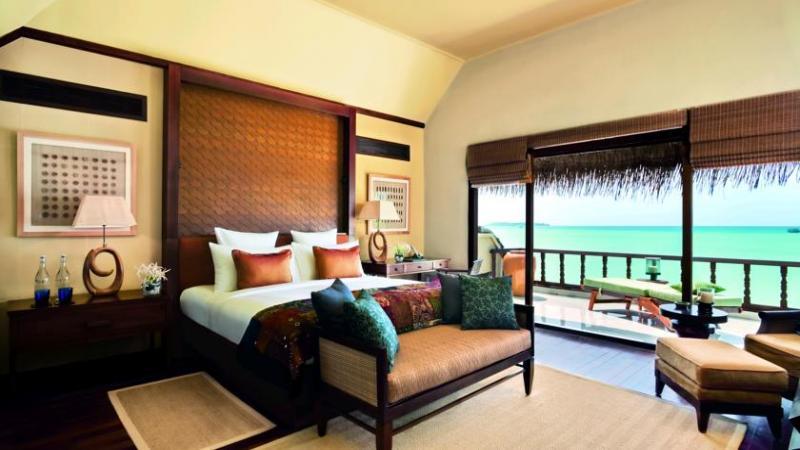 Taj Exotica 5*, Малдиви, Малдиви
