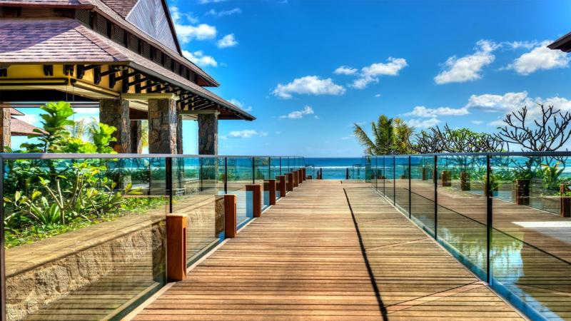 The Westin Turtle Bay Resort, ПОРТ ЛУИС, МАВРИЦИЙ