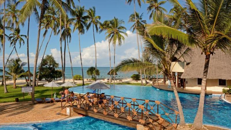 Ocean Paradise, ЗАНЗИБАР, ТАНЗАНИЯ