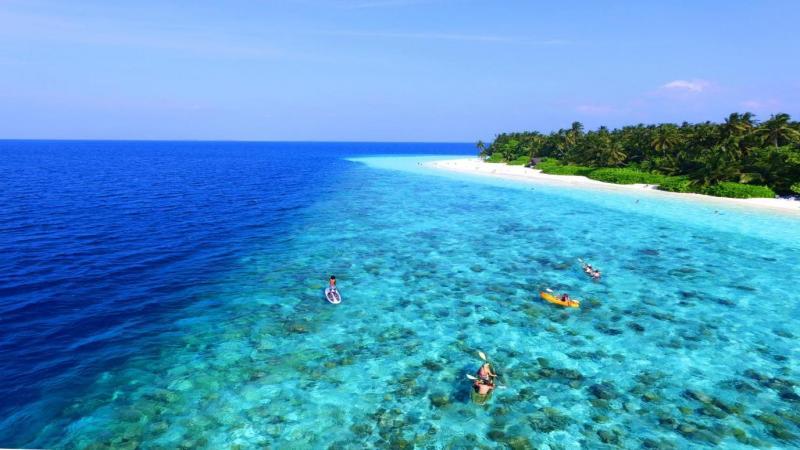 Fihalhohi 3*+, Maldivi, МАЛДИВИ