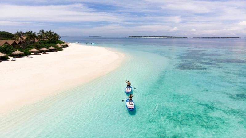 Reethi Faru 5*, Maldivi, МАЛДИВИ