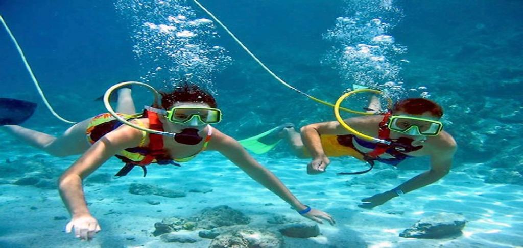 Bávaro Splash + Snuba (Моторна лодка & гмуркане)