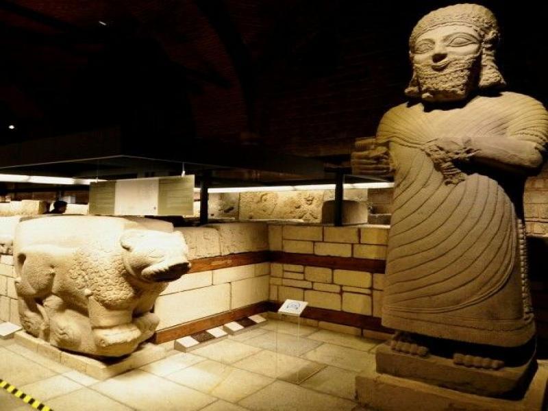 Посещение на музея на Анадолските цивилизации