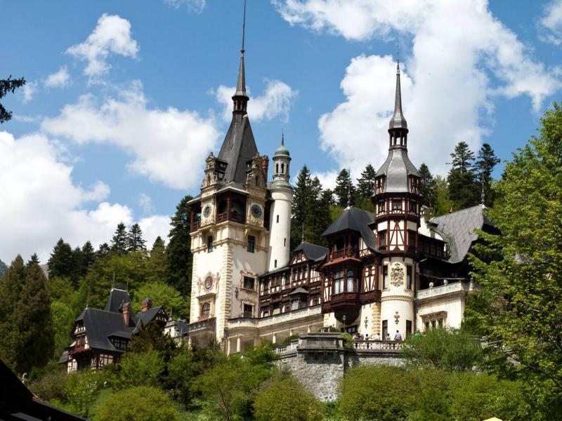 Посещение на замъка