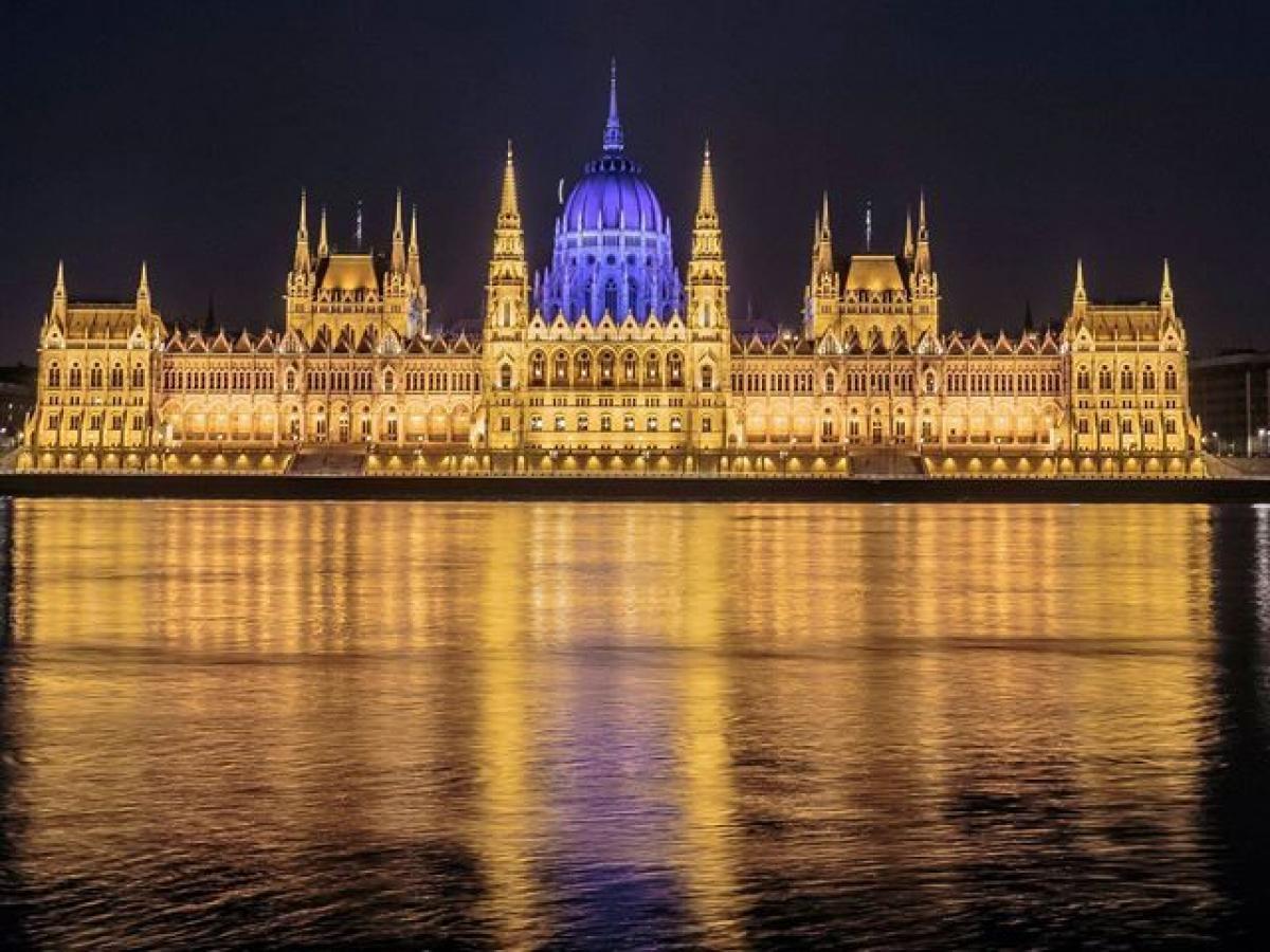 Балатонска ривиера: Будапеща и езерото Балатон
