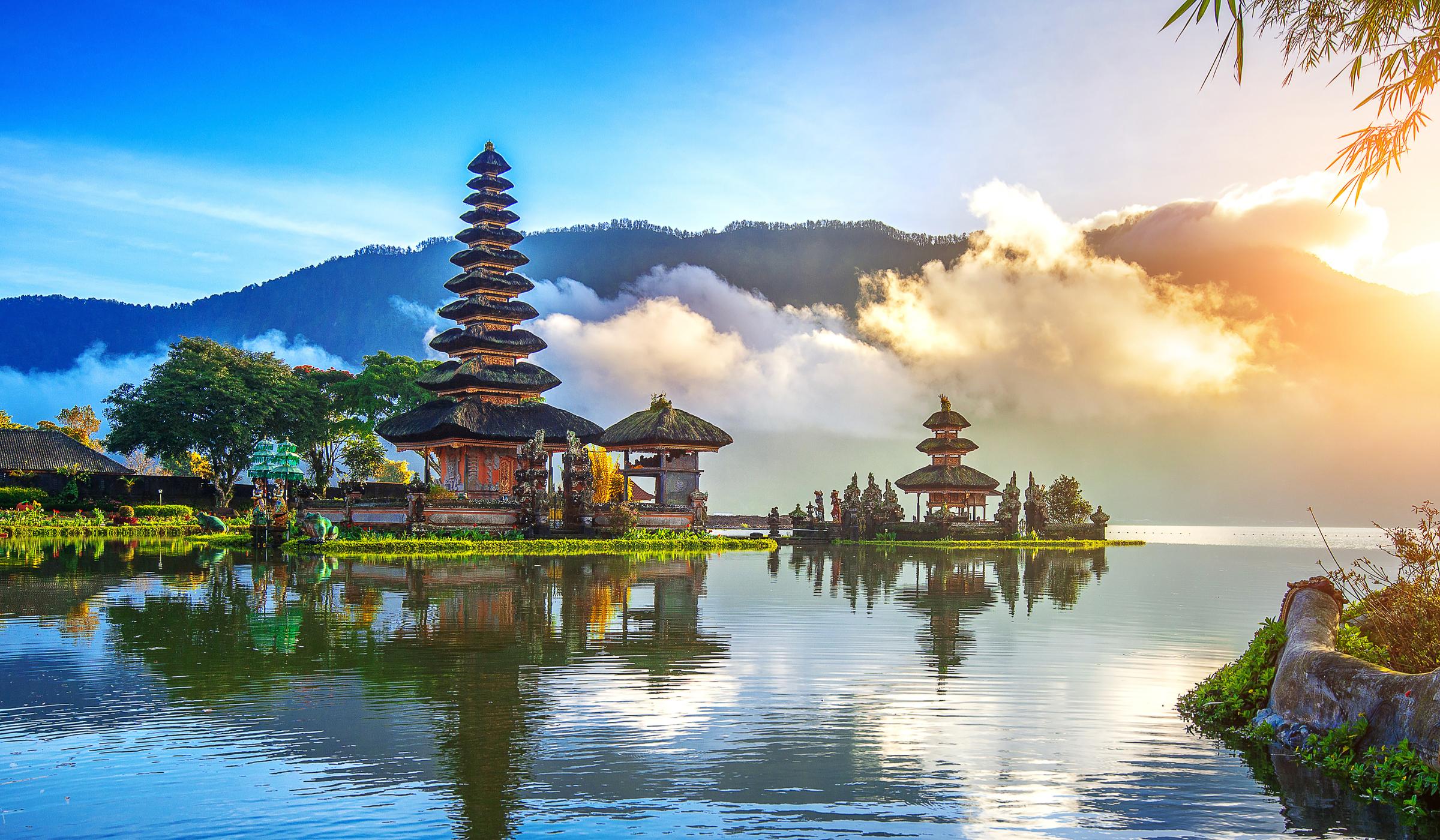 Магичният остров Бали