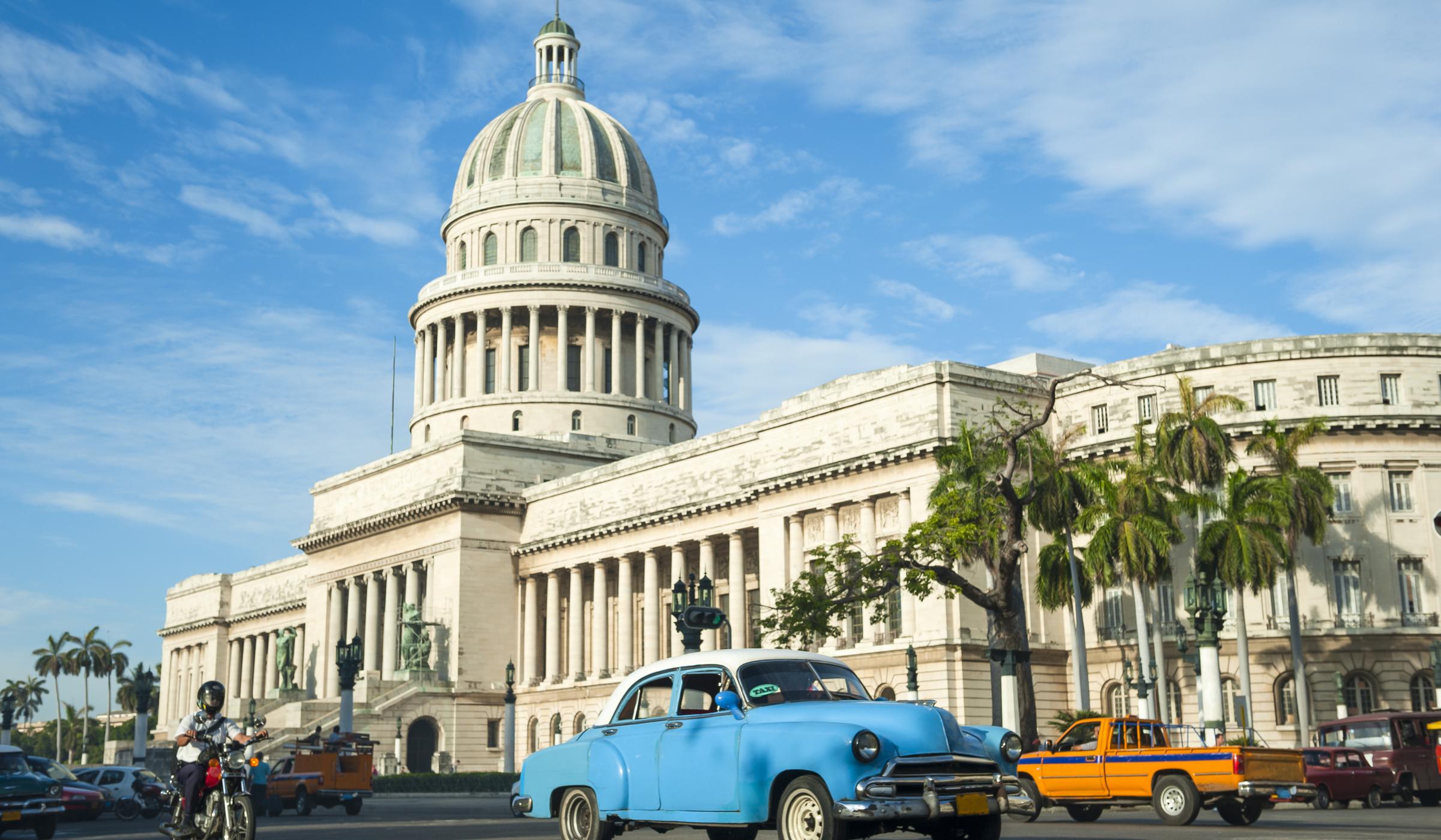 Хавана - румба и мохито