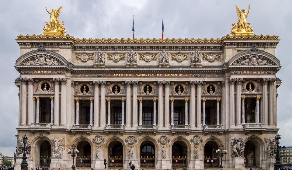 Посещение на опера Гарние
