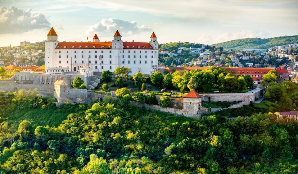 Екскурзия до Братислава