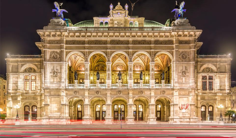 Вкусът на Виена