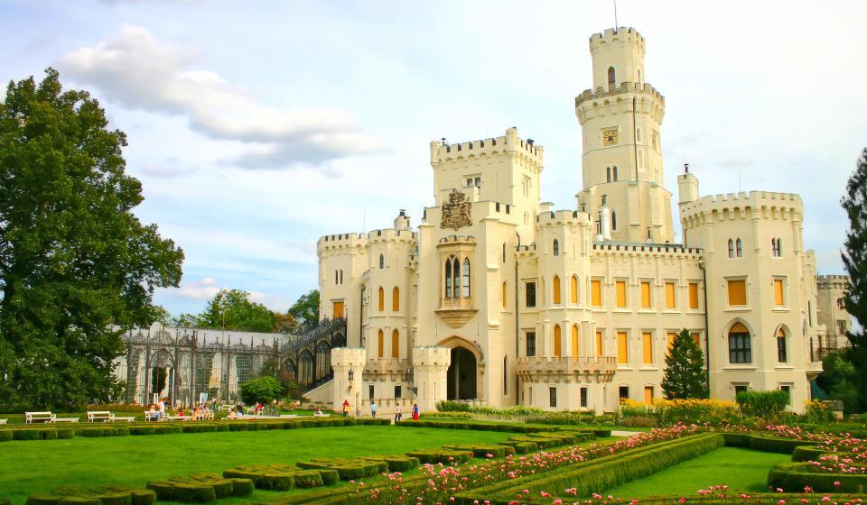 Еднодневна екскурзия до замъка Хлубока