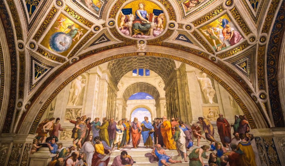Посещение на Ватиканските музеи