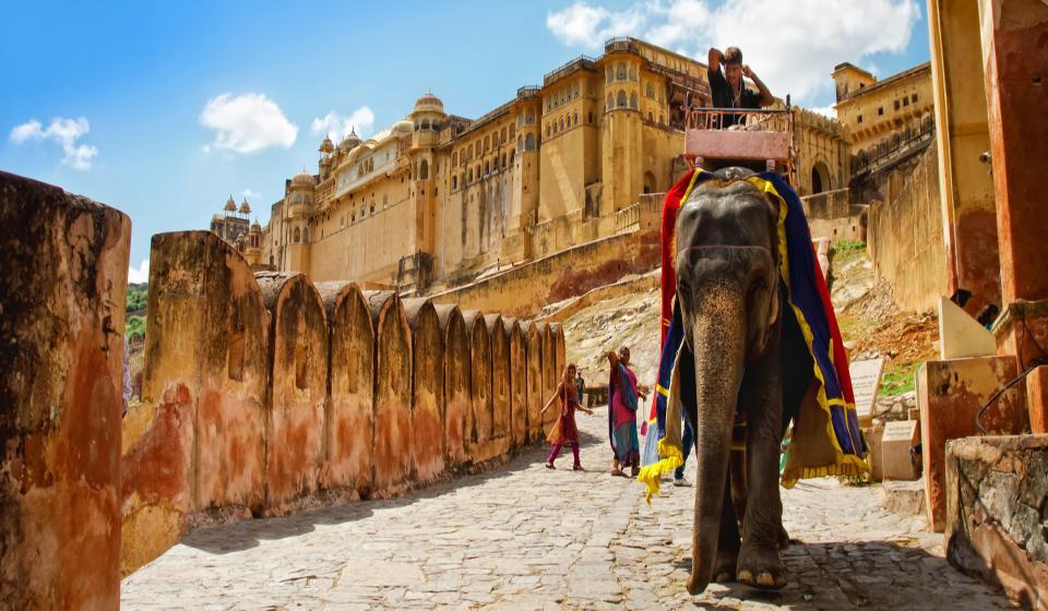 Екскурзия до древната столица Амбър