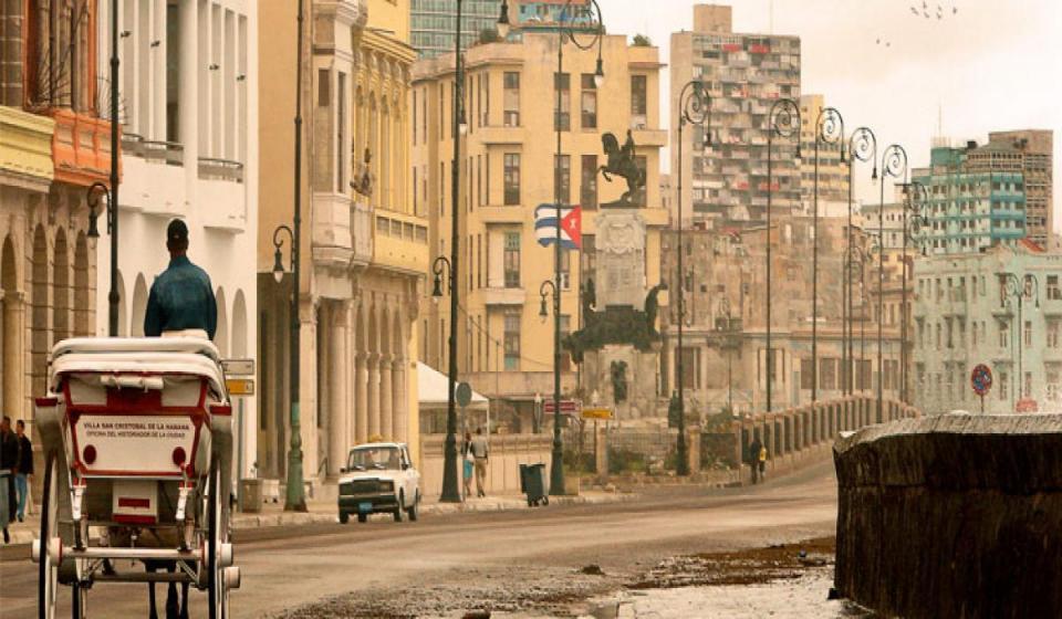 Обиколка на Хавана на английски език