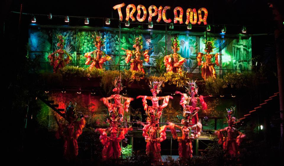Посещение на шоу Тропикана