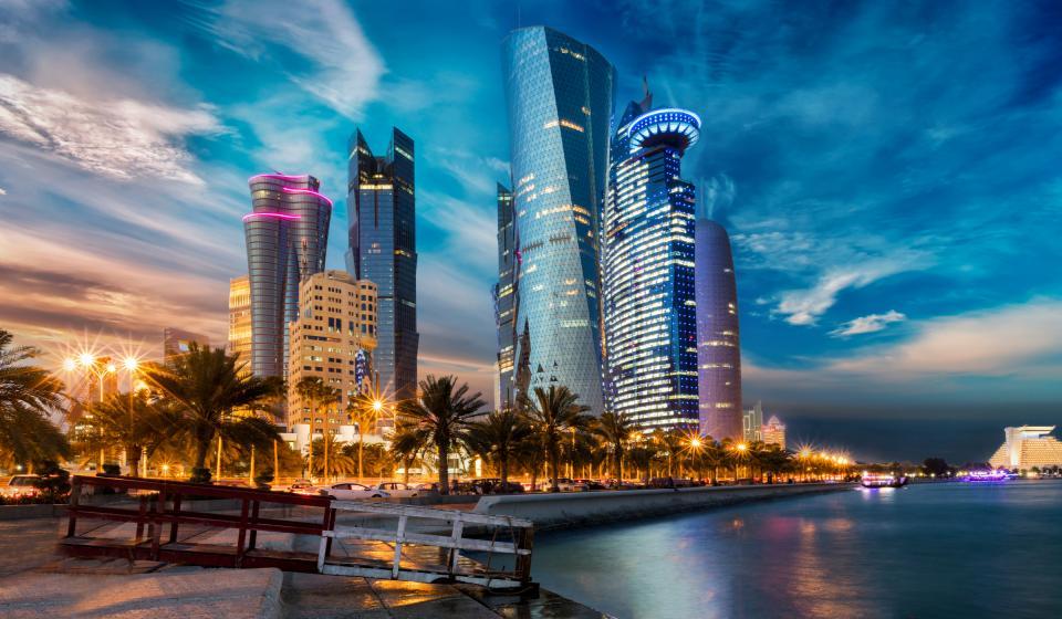 Сититур на Доха - група мин. 10 човека