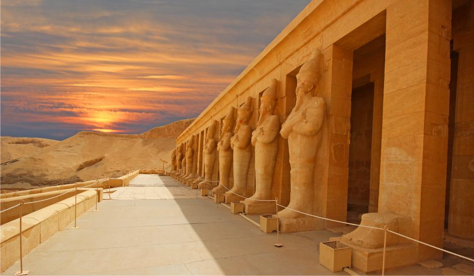 Целодневна екскурзия до Луксор