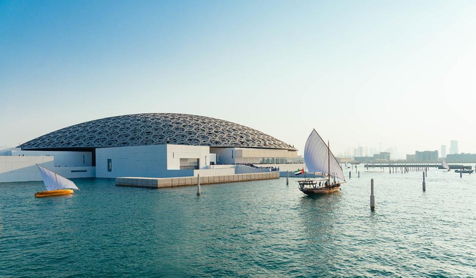 Сити тур на Абу Даби