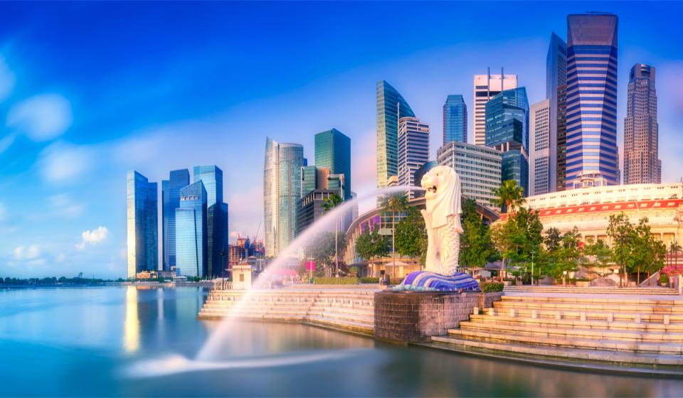 Сититур на Сингапур