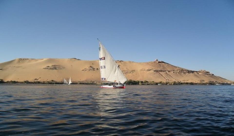 Разходка с лодка Флука, ботаническа градина и Нубийско селище