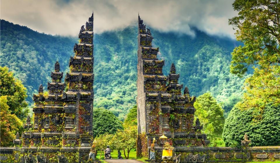Магията на Северен Бали