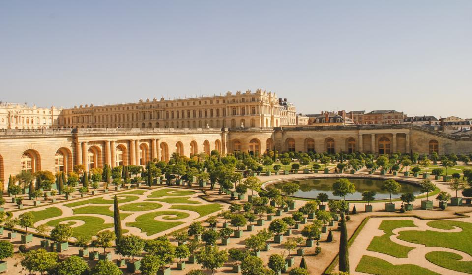Посещение на двореца Версай